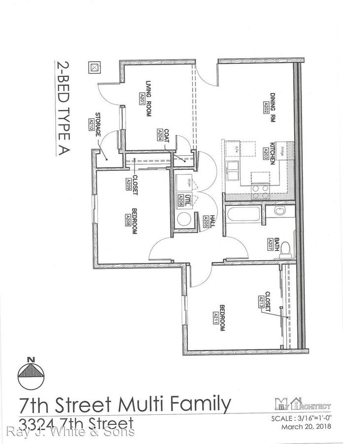 2 Bedrooms 1 Bathroom Apartment for rent at 3324-3326 7th St in Lewiston, ID