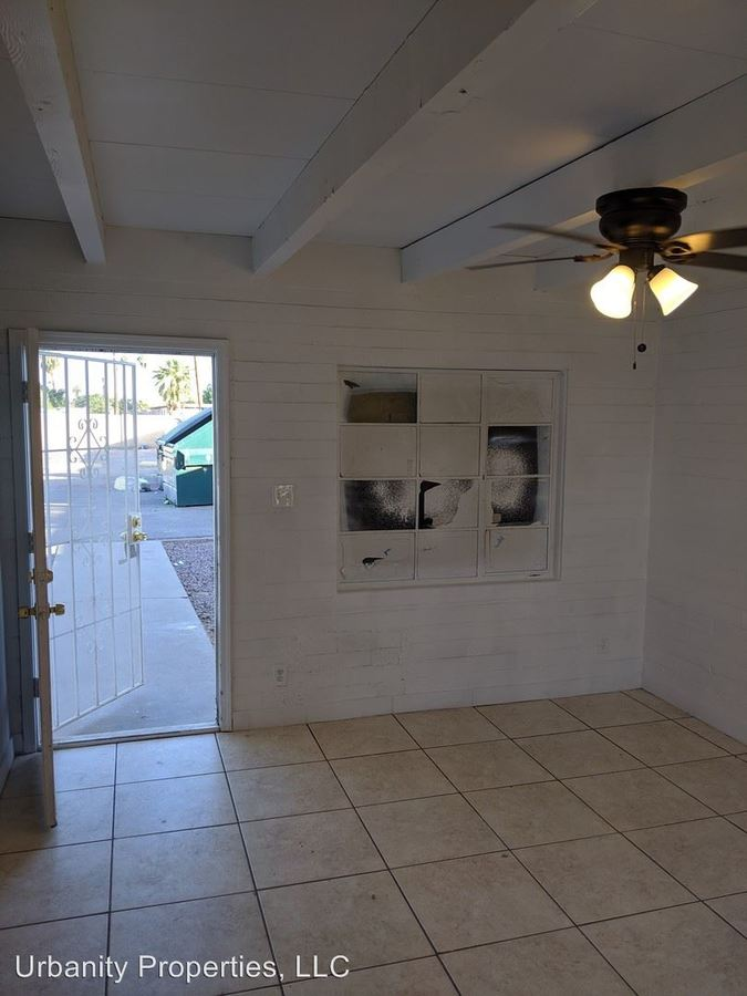 1 Bedroom 1 Bathroom Apartment for rent at 4129 North 33rd Drive in Phoenix, AZ