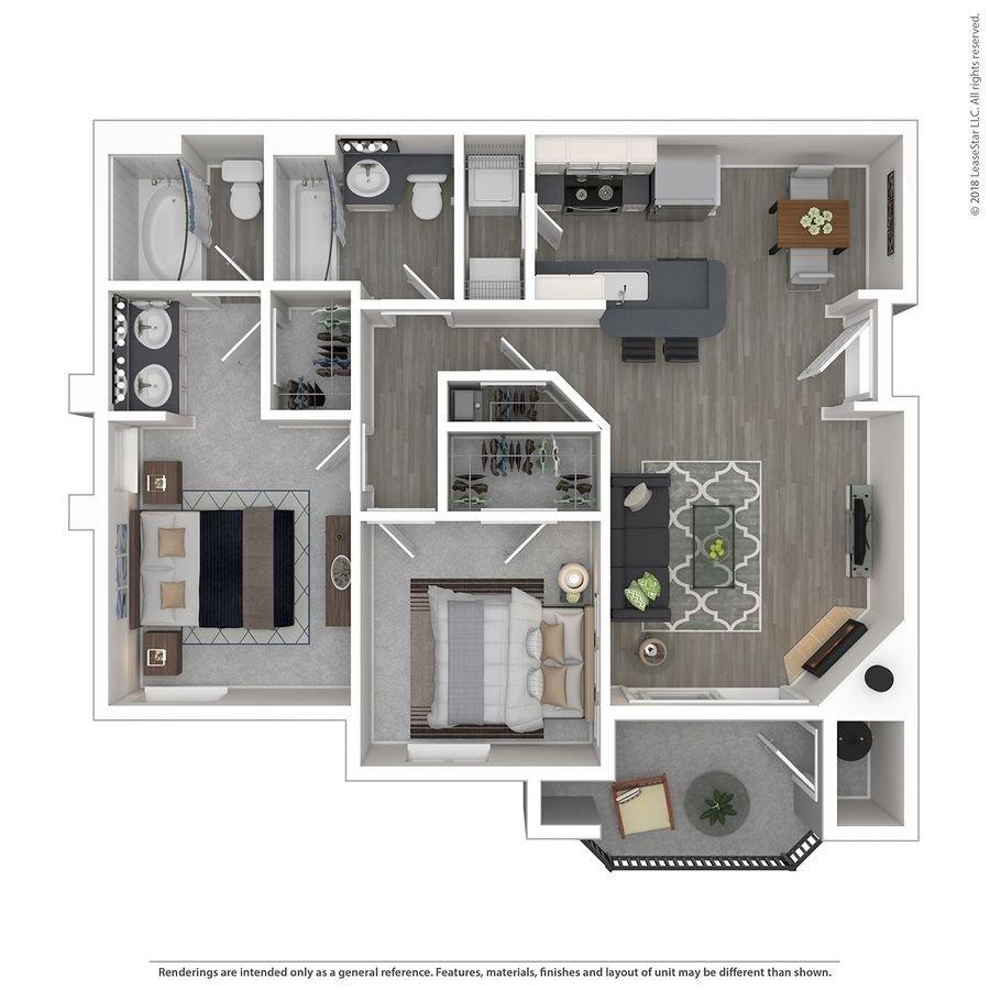 2 Bedroom Apartments Sacramento: Sycamore Terrace Apartments Sacramento, CA