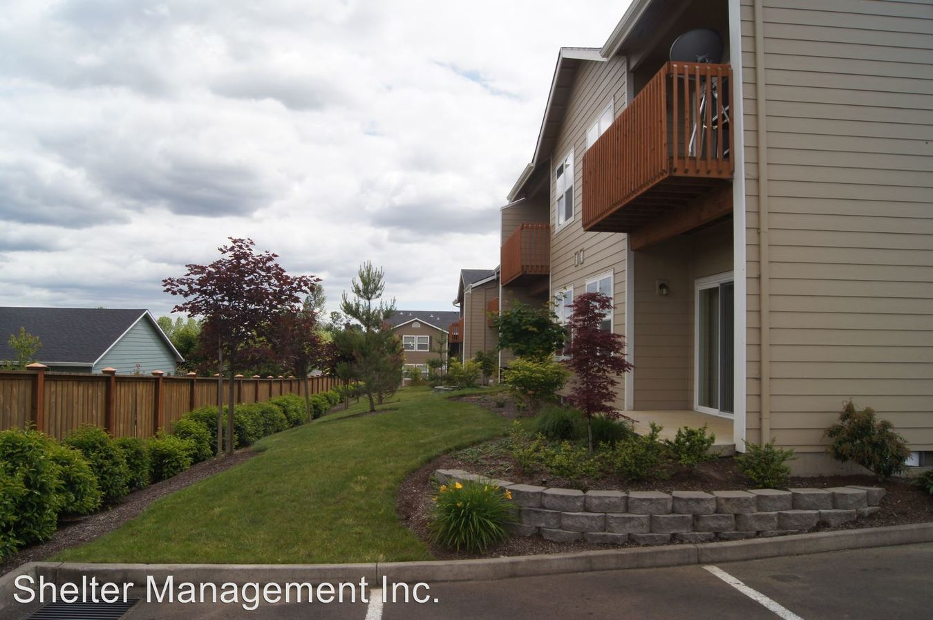 2 Bedrooms 1 Bathroom Apartment for rent at Valley Pointe Apartments 2850 Sw 2nd in Mcminnville, OR