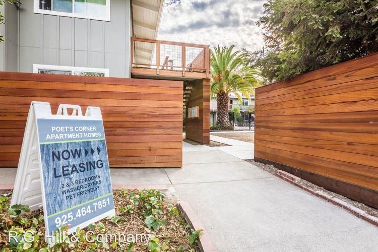 2 Bedrooms 1 Bathroom Apartment for rent at 85 Santa Barbara Road in Pleasant Hill, CA
