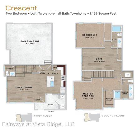 Enclave Vista Ridge 2802 Ridge View Circle Erie, CO Apartment for Rent