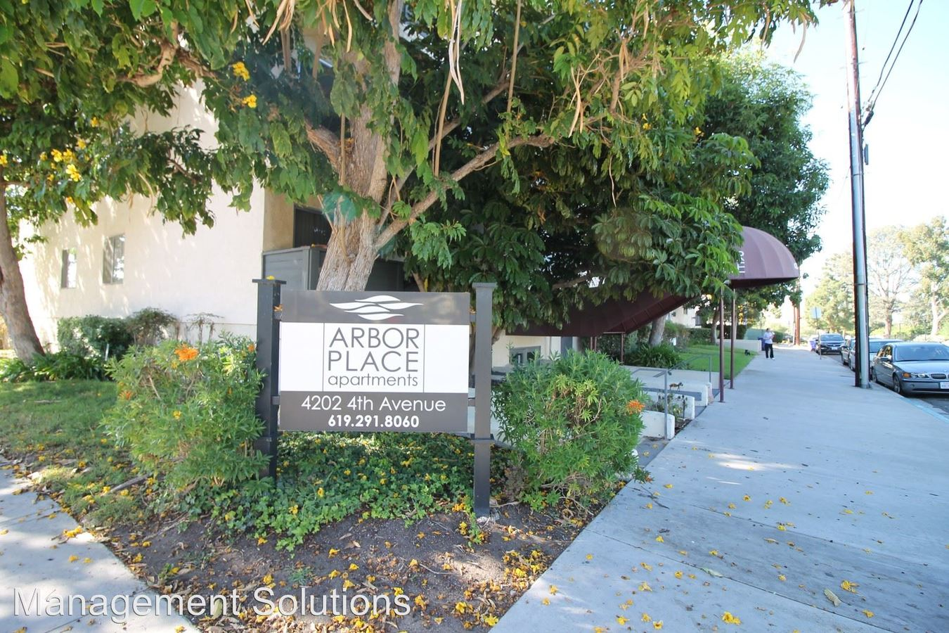2 Bedrooms 2 Bathrooms Apartment for rent at 4202 4th Avenue in San Diego, CA
