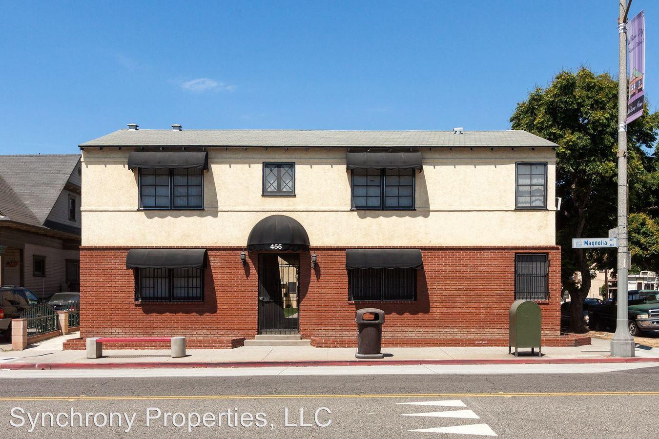 Studio 1 Bathroom Apartment for rent at 455 Magnolia Ave. in Long Beach, CA