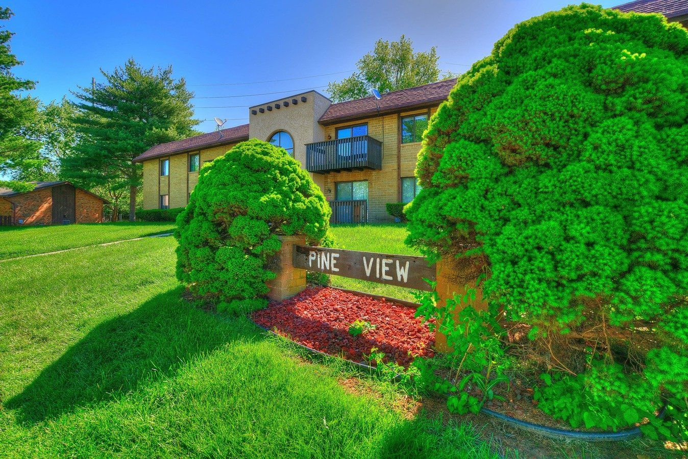 2 Bedrooms 1 Bathroom Apartment for rent at Sugar Pine Apartments in Ofallon, IL