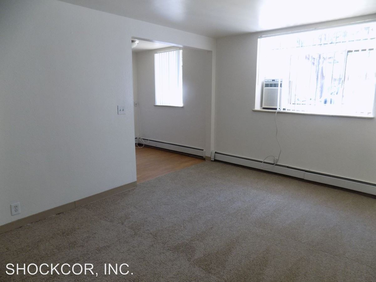 2 Bedrooms 1 Bathroom Apartment for rent at 1350 Columbine Street in Denver, CO