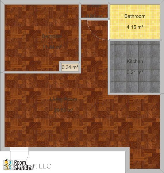 1 Bedroom 1 Bathroom Apartment for rent at 28 Llanfair Rd. in Ardmore, PA