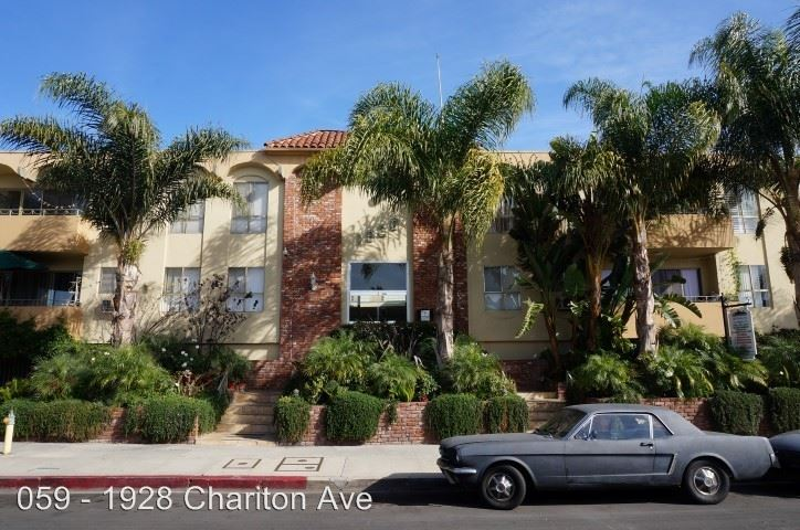 Studio 1 Bathroom Apartment for rent at 1928 Chariton Street in Los Angeles, CA