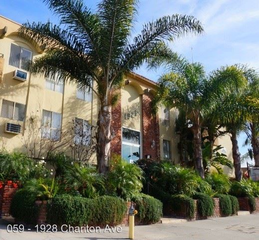 2 Bedrooms 2 Bathrooms Apartment for rent at 1928 Chariton Street in Los Angeles, CA
