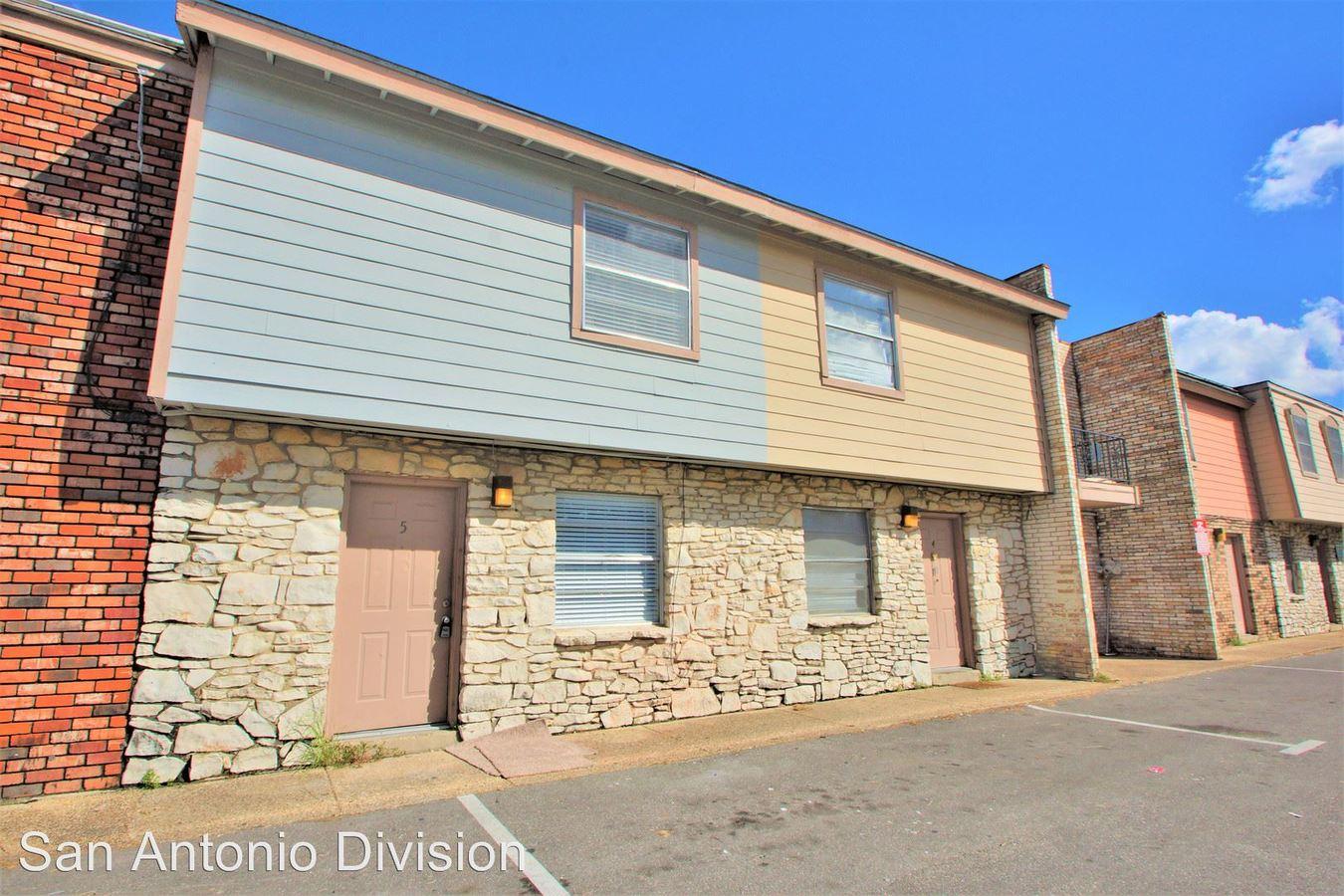 1 Bedroom 1 Bathroom Apartment for rent at 9526 Contessa Dr. in San Antonio, TX