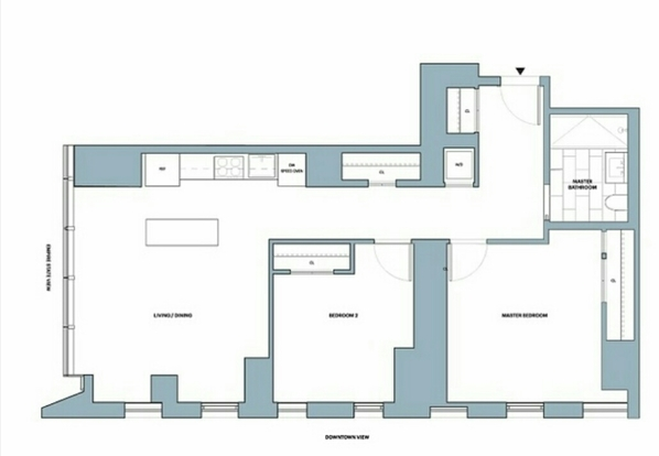 2 Bedrooms 1 Bathroom Apartment for rent at 626 1st Avenue in New York, NY
