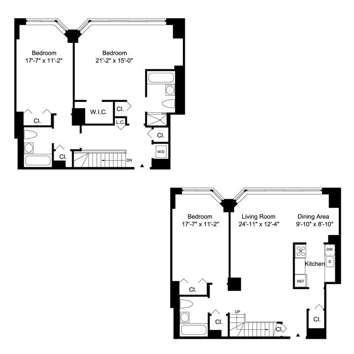 3 Bedrooms 3 Bathrooms Apartment for rent at 350 East 79th St in New York, NY