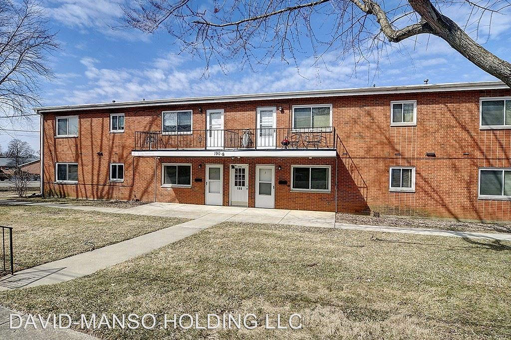 2 Bedrooms 1 Bathroom Apartment for rent at 190-216 Wilson Drive in Xenia, OH
