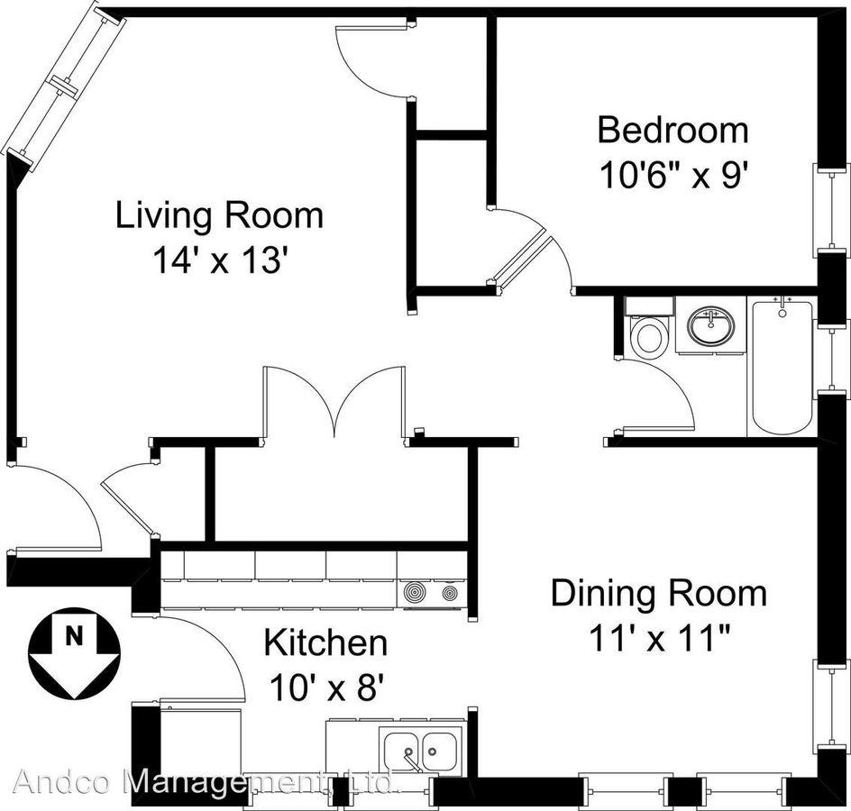 734-44 W Aldine Ave Chicago, IL Apartment for Rent