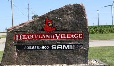 Heartland Village Apartment for rent in Normal, IL