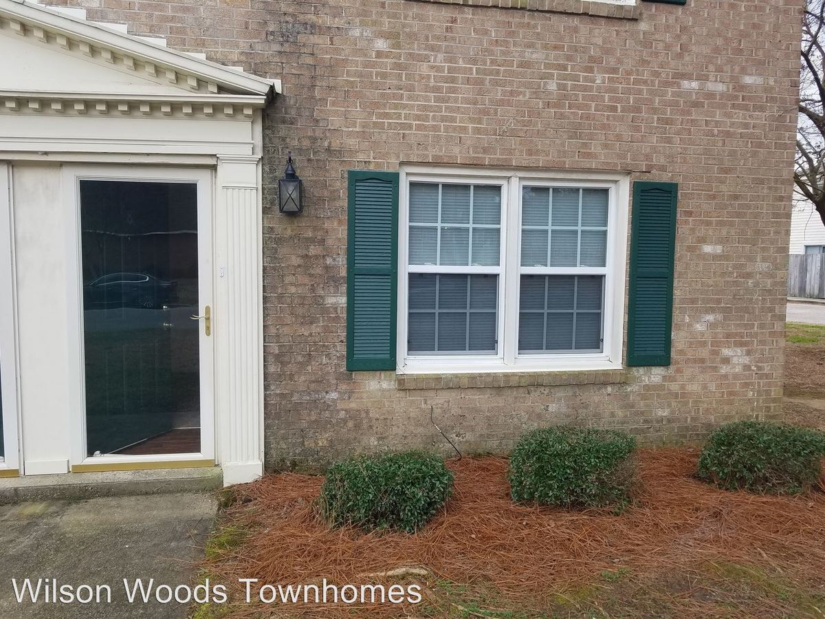 1 Bedroom 1 Bathroom Apartment for rent at 1706-b Vineyard Drive in Wilson, NC
