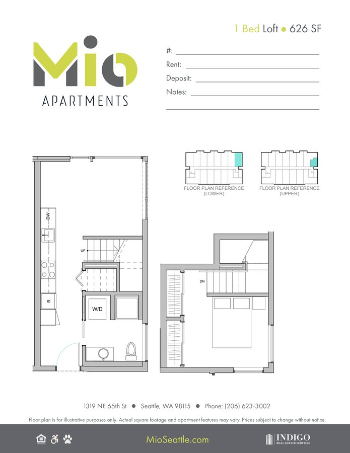 Mio Apartments Seattle Wa