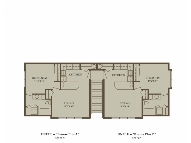 1 Bedroom 1 Bathroom Apartment for rent at The Grove At 72nd in Vancouver, WA