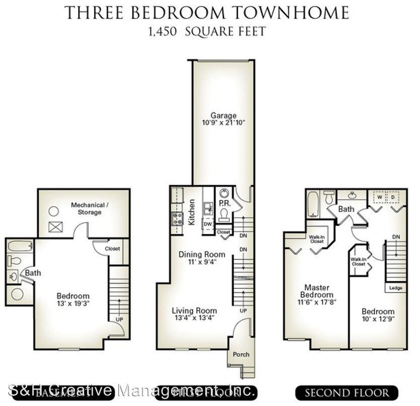 3 Bedrooms 2 Bathrooms Apartment for rent at 3900 Cloverlane Dr in Ypsilanti, MI