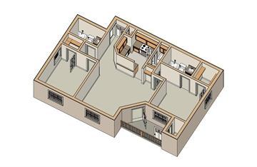2 Bedrooms 2 Bathrooms Apartment for rent at Primrose At Cedar Hill - Active Senior Living in Cedar Hill, TX