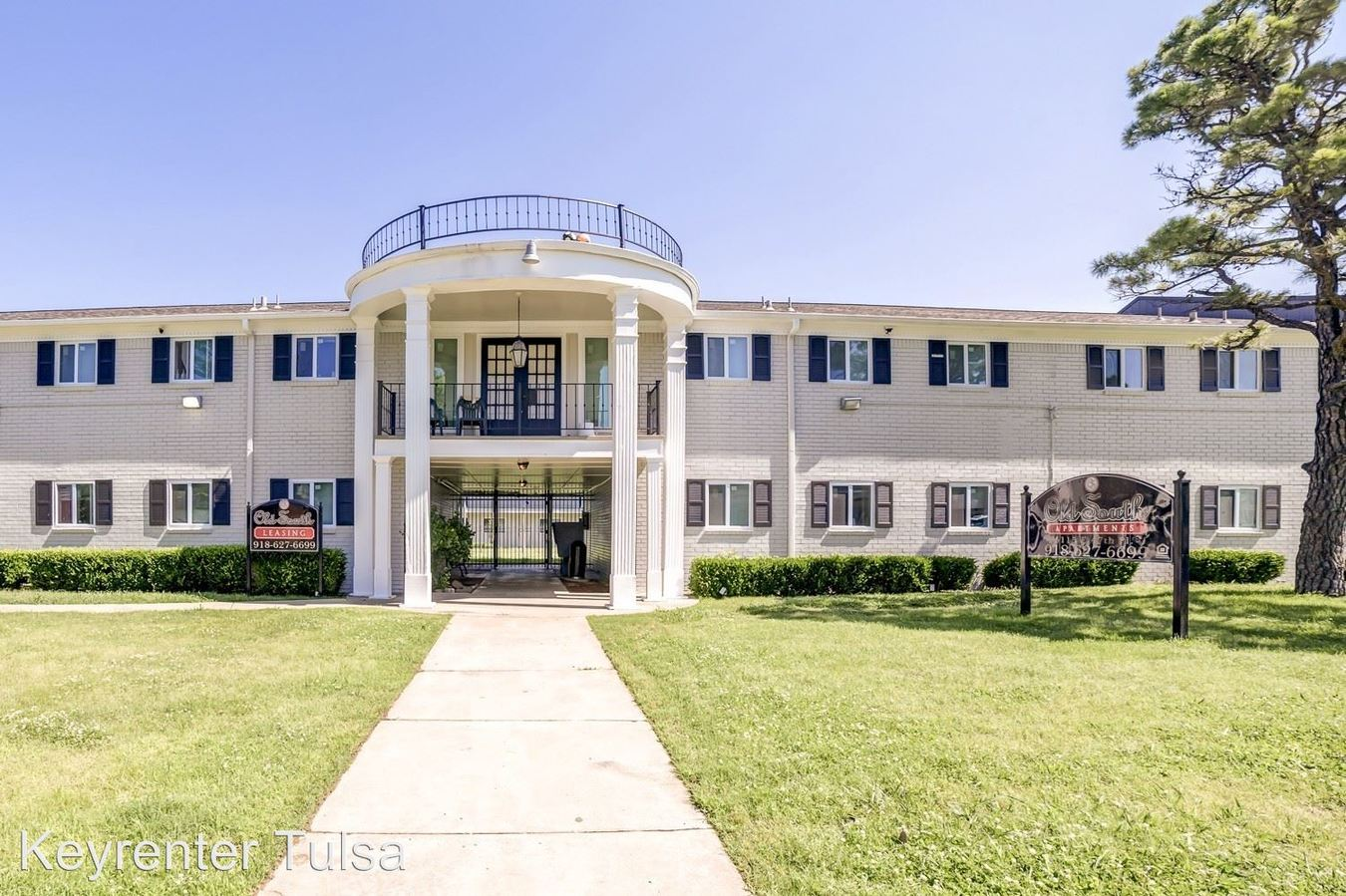 2 Bedrooms 1 Bathroom Apartment for rent at Old South Apartments in Tulsa, OK