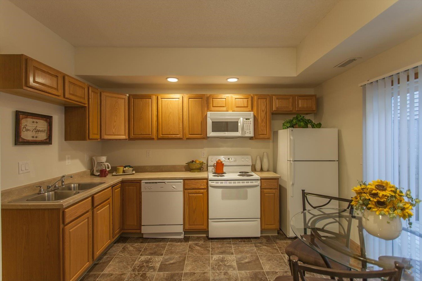 1 Bedroom 1 Bathroom Apartment for rent at Woodland West in West Des Moines, IA