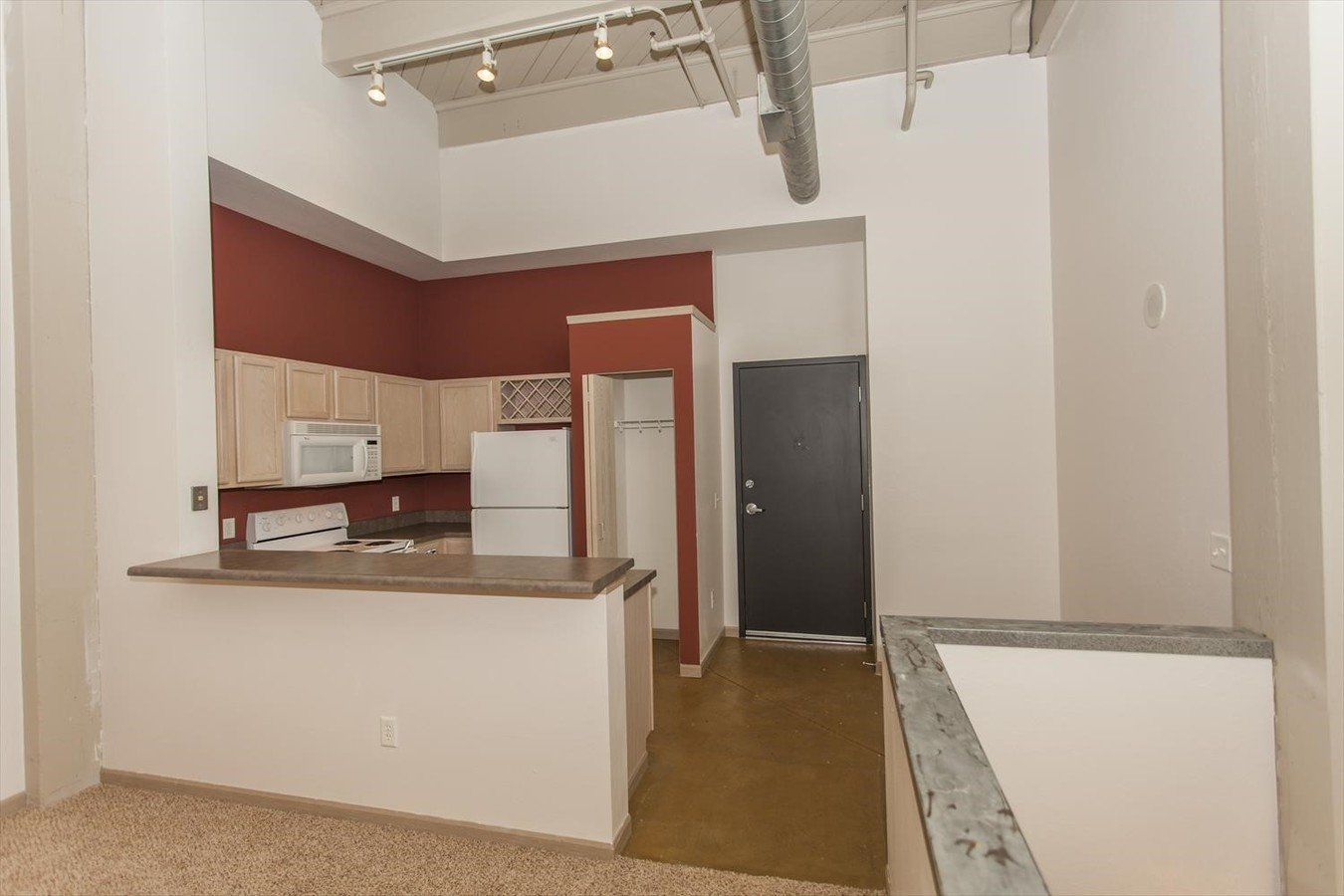 1 Bedroom 1 Bathroom Apartment for rent at Old Market Lofts in Omaha, NE