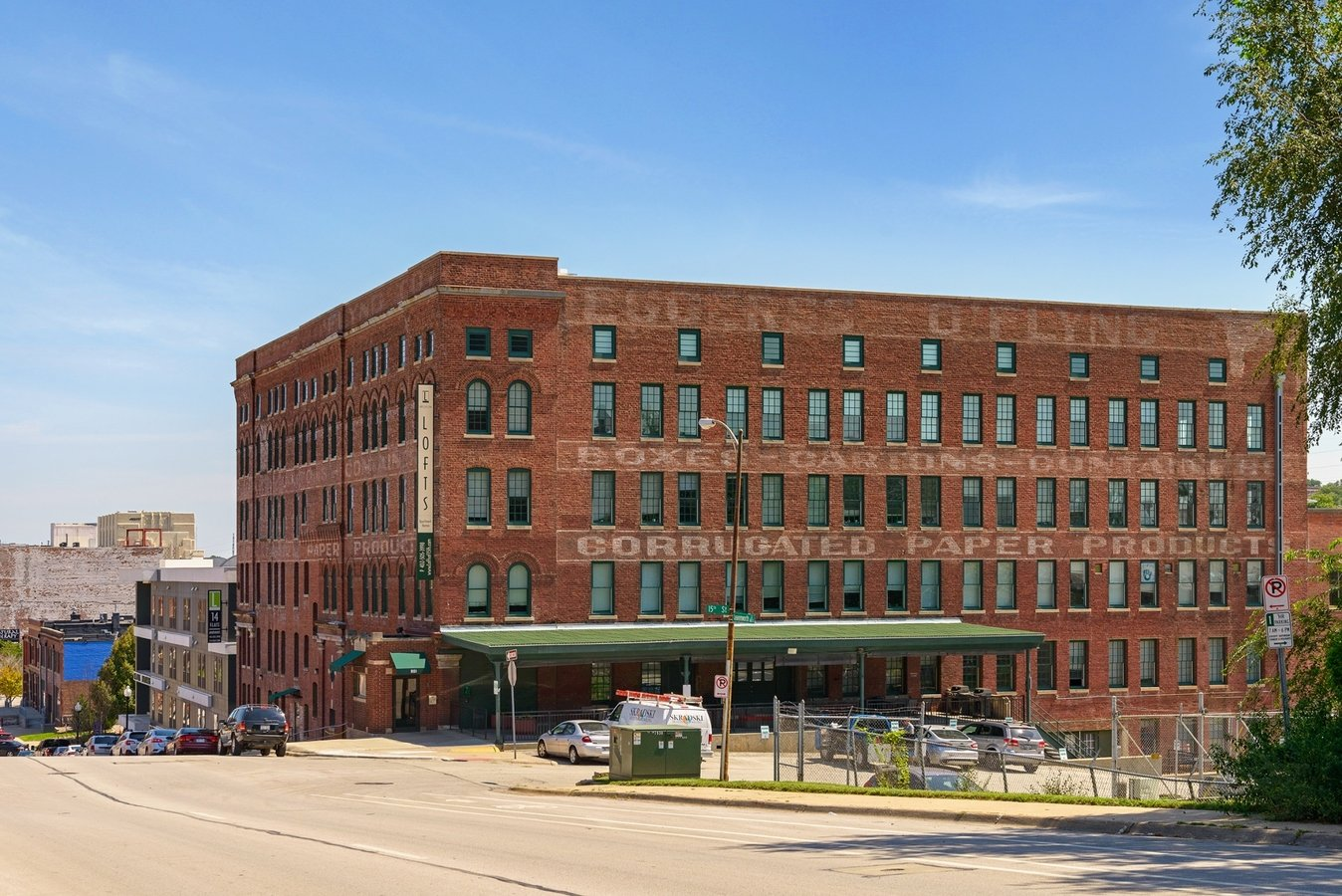 L15 Lofts Apartments Omaha, NE