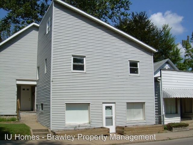 4 Bedrooms 2 Bathrooms Apartment for rent at 415-417 E. 10th St in Bloomington, IN