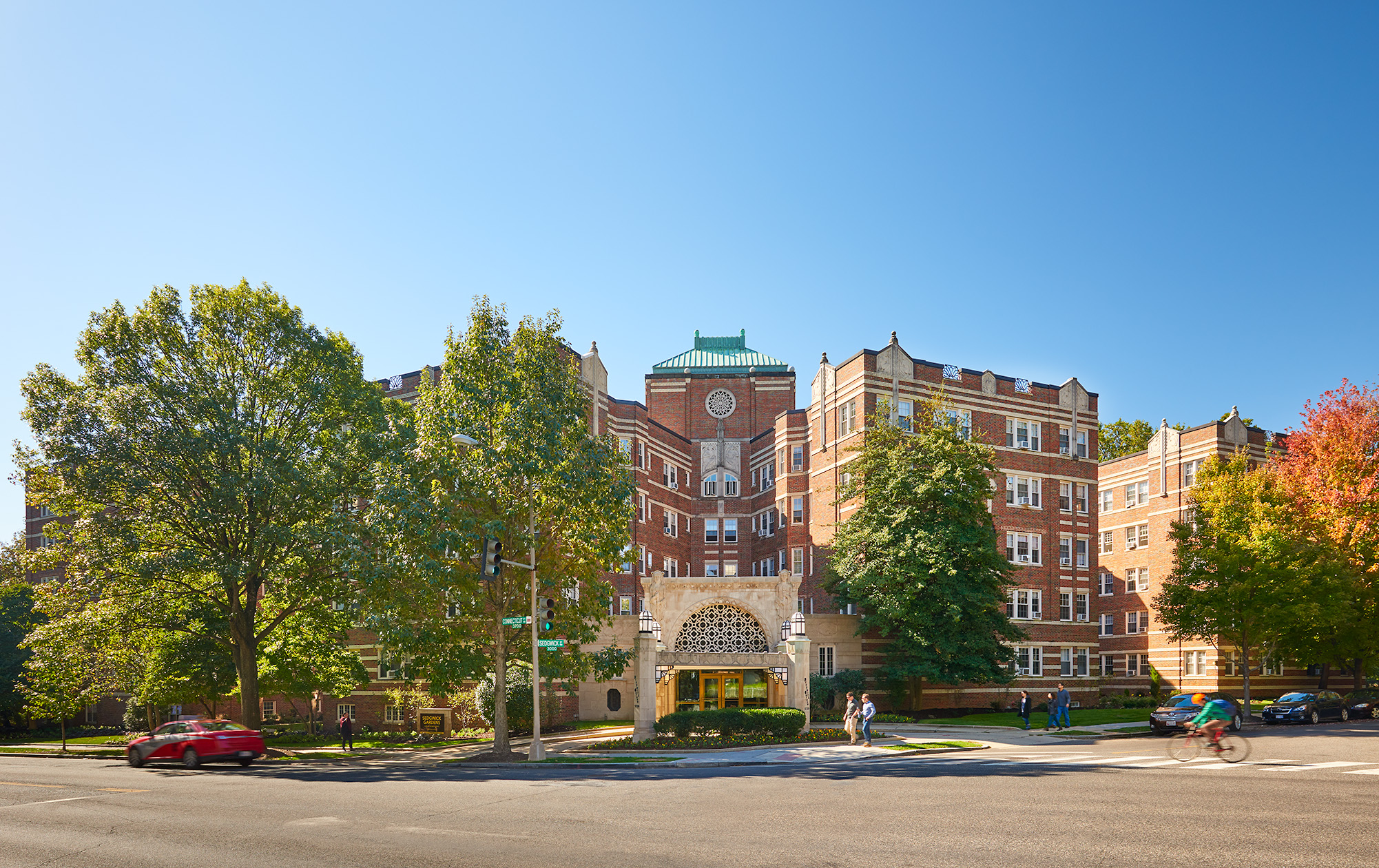 Apartments Near AU Sedgwick Gardens for American University Students in Washington, DC