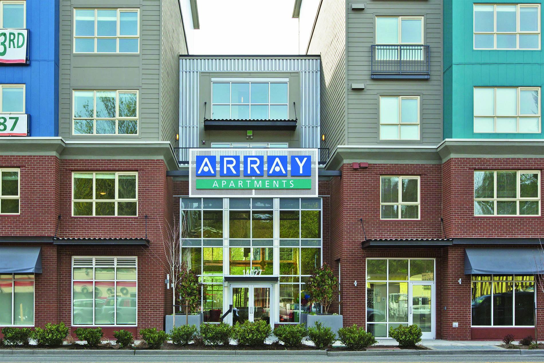 Array Apartments