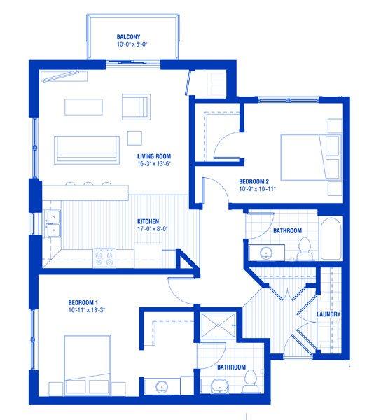 St Louis Park Mn Apartments: The Adagio Apartments St Louis Park, MN