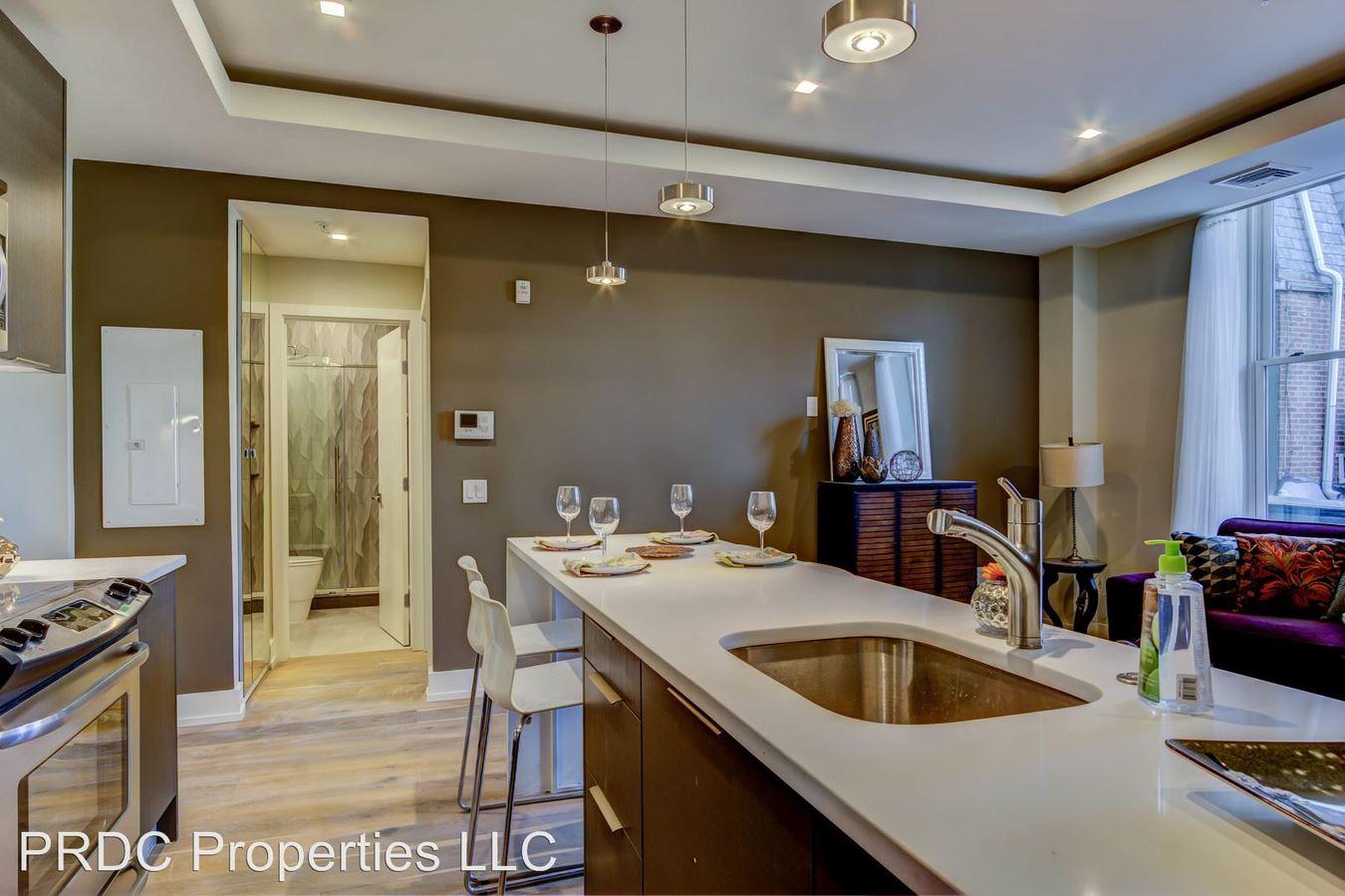 2 Bedrooms 1 Bathroom Apartment for rent at 1222 Locust Street in Philadelphia, PA