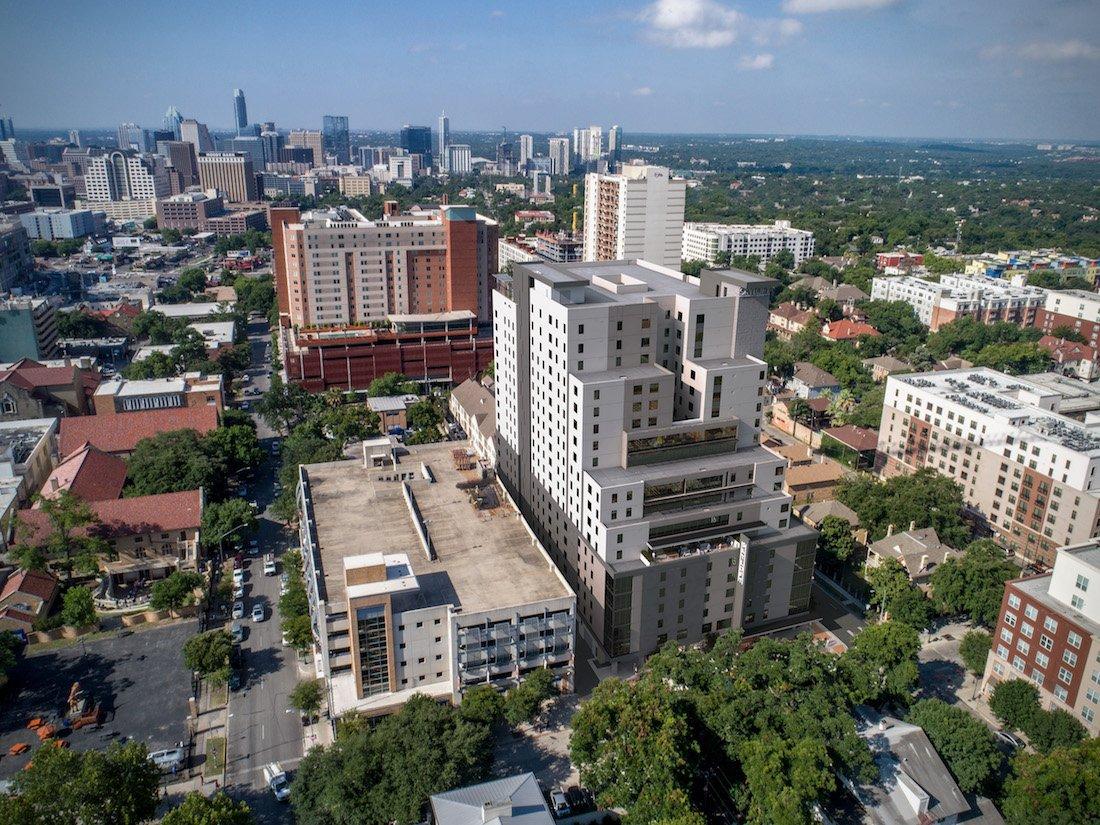 Skyloft Austin Apartments Austin Tx