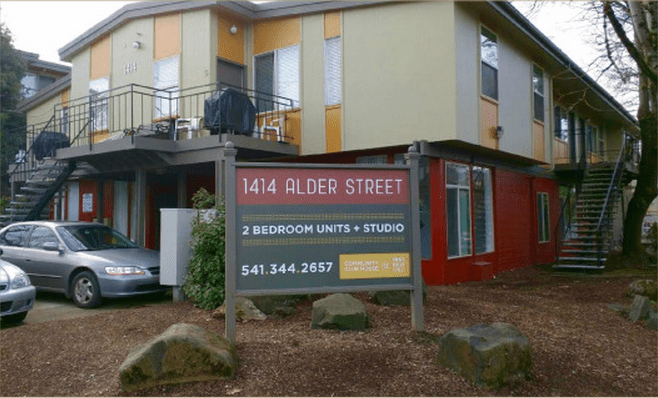 2 Bedrooms 1 Bathroom Apartment for rent at 1414 in Eugene, OR