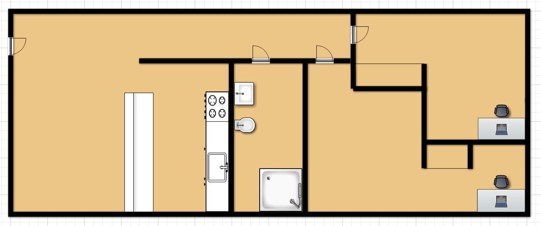 2 Bedrooms 1 Bathroom Apartment for rent at 1414 Alder St in Eugene, OR
