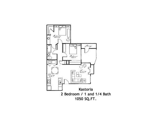 2 Bedrooms 1 Bathroom Apartment for rent at Shaliko in Rocklin, CA