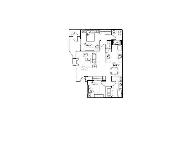 2 Bedrooms 2 Bathrooms Apartment for rent at Shaliko in Rocklin, CA