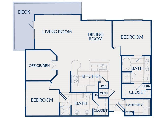 2 Bedrooms 2 Bathrooms Apartment for rent at Parc At Grandview in Birmingham, AL