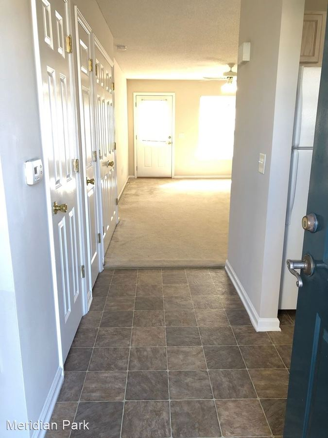 1 Bedroom 1 Bathroom Apartment for rent at Meridian Park in Greenville, NC