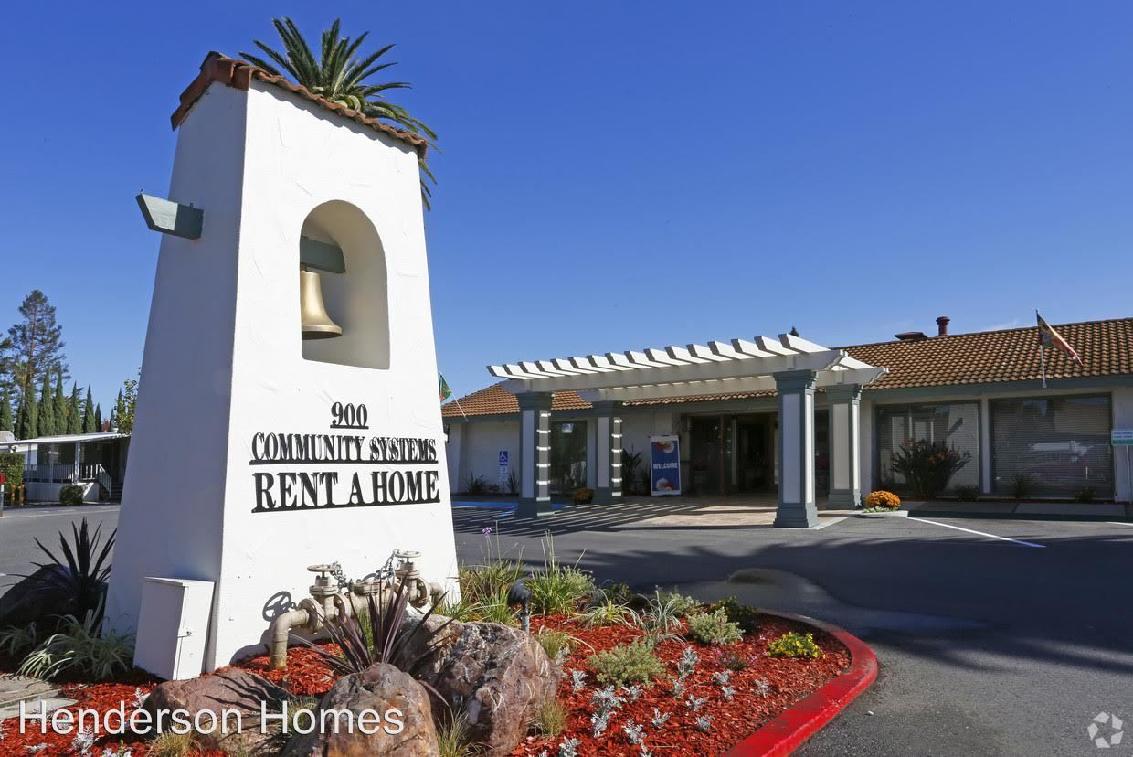 2 Bedrooms 2 Bathrooms Apartment for rent at 900 Henderson Avenue 01-100 in Sunnyvale, CA