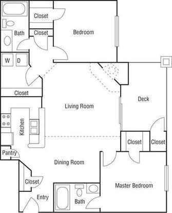 2 Bedrooms 2 Bathrooms Apartment for rent at A R I U M Pinnacle Ridge in Durham, NC