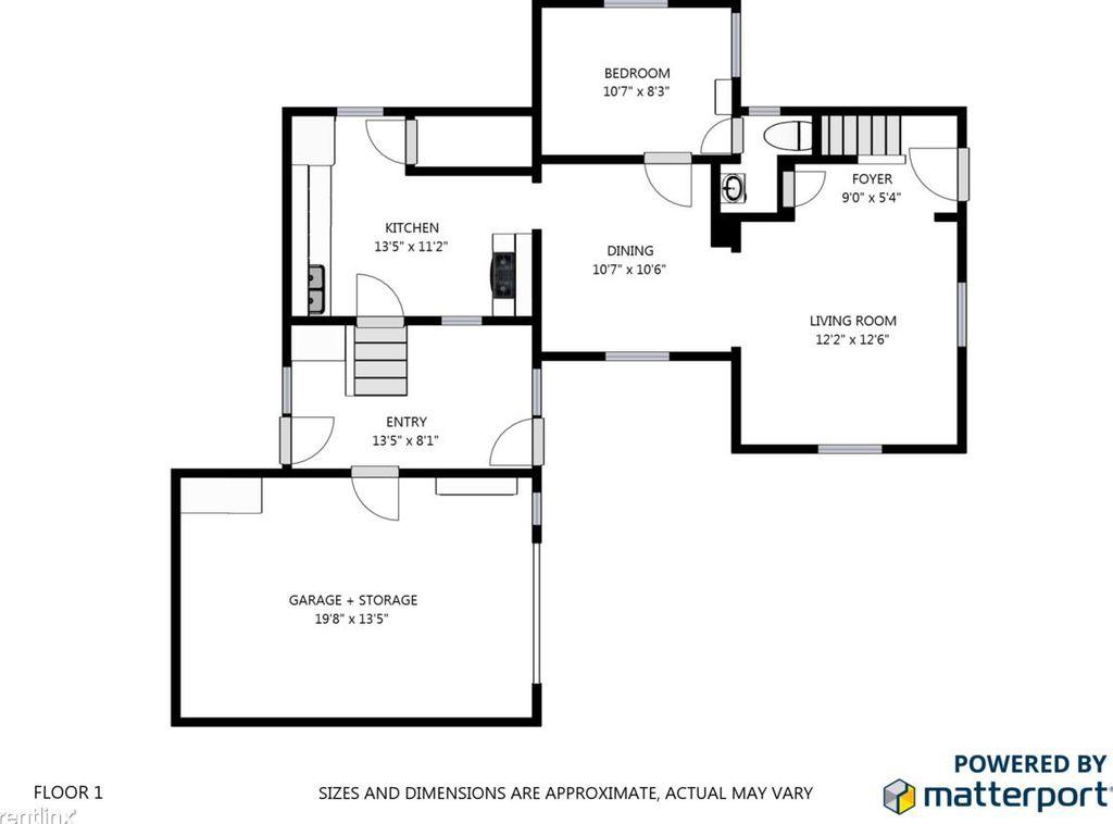 3 Bedrooms 2 Bathrooms House for rent at Pocomo in Ann Arbor, MI