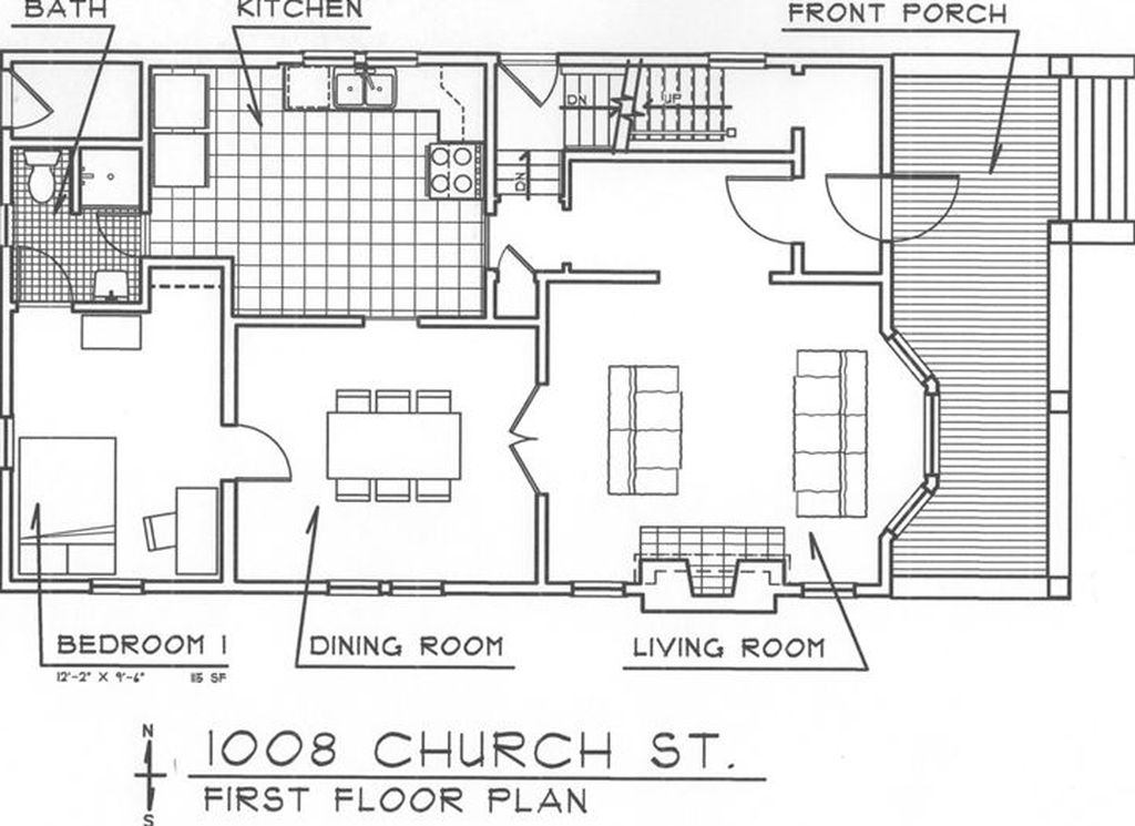 6 Bedrooms 2 Bathrooms House for rent at 1008 Church St. in Ann Arbor, MI