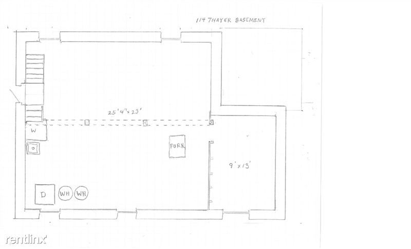 6 Bedrooms 2 Bathrooms House for rent at 114 N Thayer St. in Ann Arbor, MI