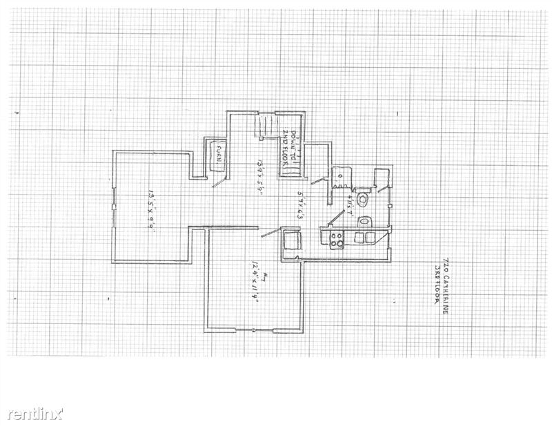 7 Bedrooms 4+ Bathrooms House for rent at 720 Catherine St. in Ann Arbor, MI
