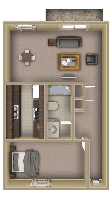 The Lofts At Lake Ella Apartments Tallahassee, FL