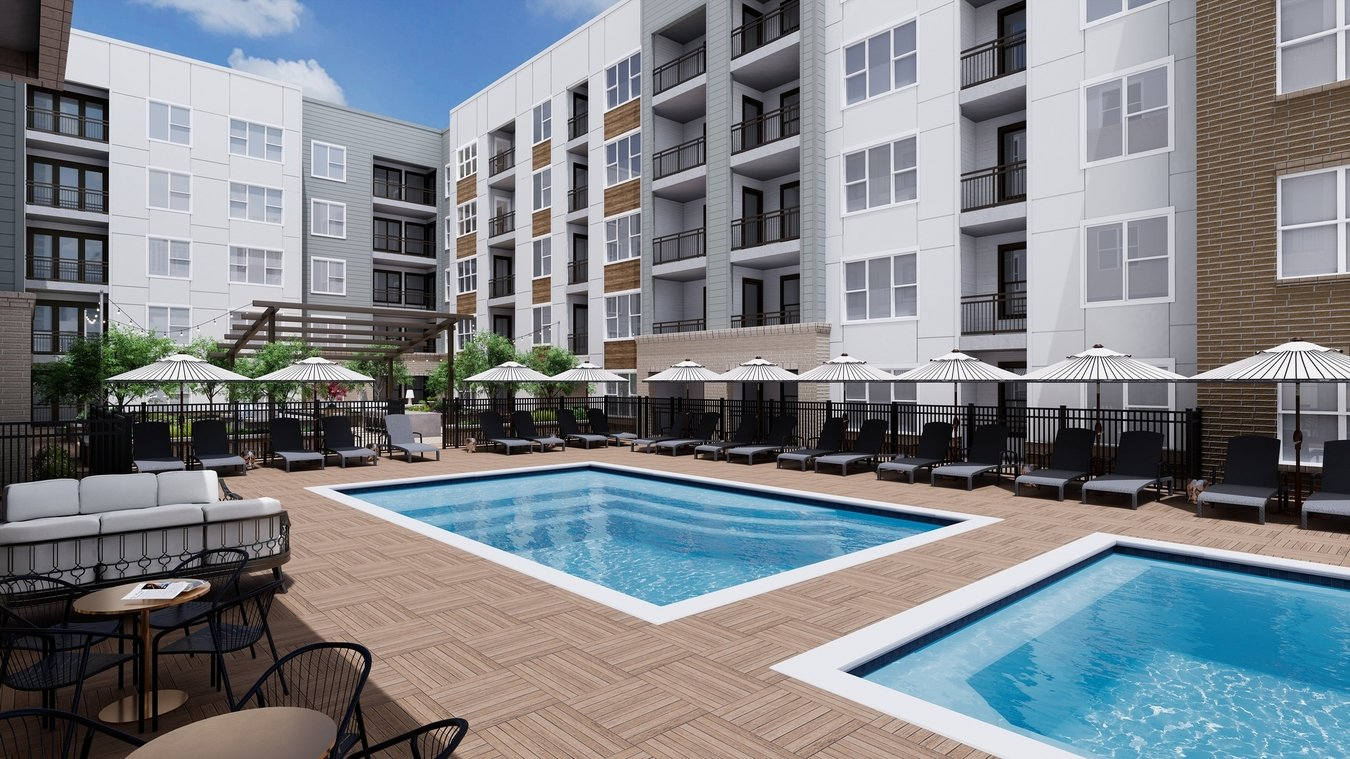 Broadstone Queen City Apartments Charlotte, NC
