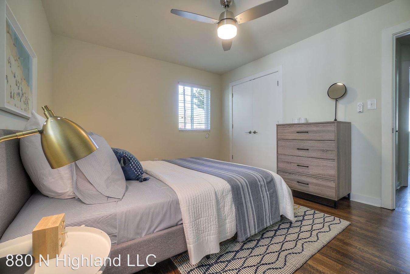 2 Bedrooms 1 Bathroom Apartment for rent at 880 North Highland Ave Ne in Atlanta, GA