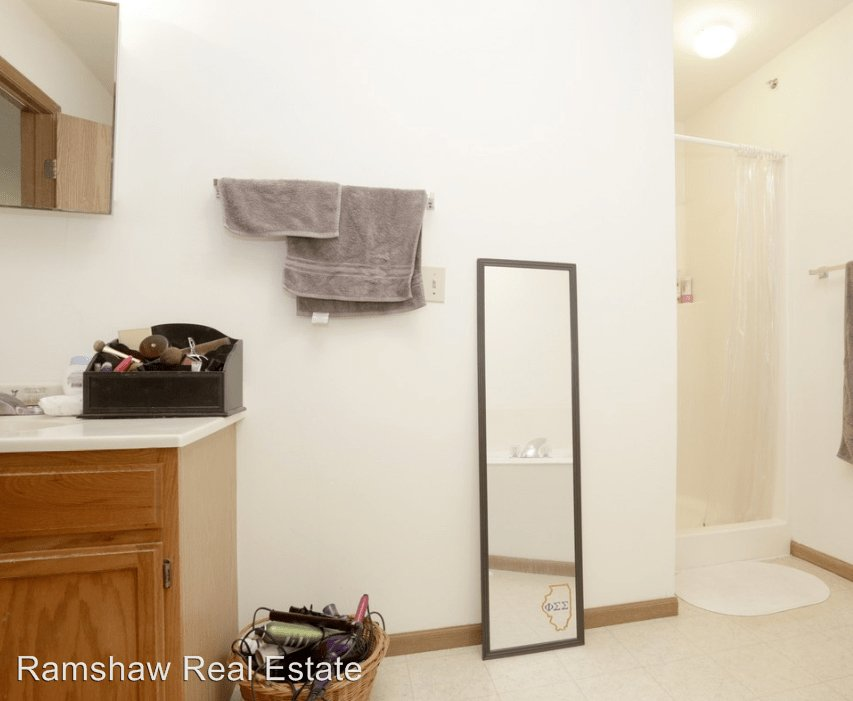 4 Bedrooms 2 Bathrooms Apartment for rent at 1007 S. Locust in Champaign, IL